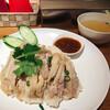 アジアンスマイル - 料理写真:タイチキンライス(830円)