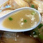 125045305 - ライト系だが、深みのあるスープ