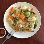 ディーレオ ベトナムレストラン - 料理写真:シーフード炒めフォー
