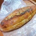 125046967 - ガーリックパン