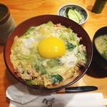 加瀬政 - 鴨丼
