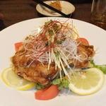 与六ぢゃ - 鶏のユーリンチー590円