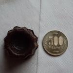 JOHAN - こちらも500円玉くらいの大きさ☆