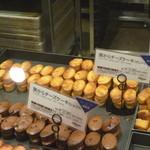 JOHAN - 窯からチーズケーキにオレンジが登場☆