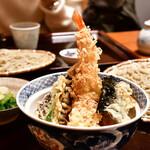 沙伽羅 - 【上天丼膳@1,890円】上天丼