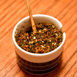 沙伽羅 - 辛味強めな七味