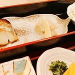 125051866 - 銀ダラ味噌定食(昼)