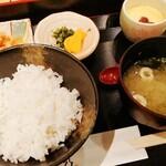 125051900 - 銀ダラ味噌定食(昼)