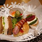 New Airy - (ラウンジ時代)サンドイッチセット