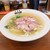 自家製麺 公園前 - 料理写真:塩そば チャーシュートッピング