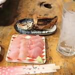 川かみ鮮魚 - せんベロセット