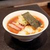 支那ソバ 小むろ - 料理写真:チャーシューワンタンメン(醤油)
