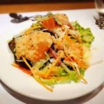 Largo - スモークサーモンのサラダ
