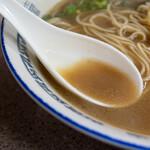 ホームラン - スープ