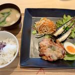 プレ デュ ラック - 一汁三菜ランチ1000円