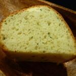 イノルトレ - セットの自家製パン