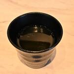 天からてん - 冷やしほうじ茶