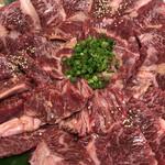 船一 - 料理写真:肉