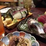 125077646 - オススメの鯖寿司