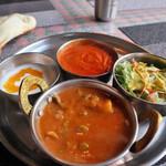 ラム インディアンレストラン - 料理写真: