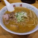 さっぽろ純連 - 味噌ラーメン750円