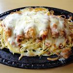 エスポワール - 料理写真:スパかつチーズ(800円)