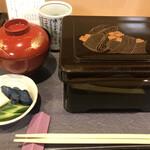 125081956 - 新仔鰻のうな重(5,390円)