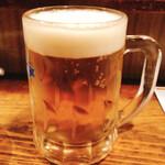 酒処 蔵 - 生中