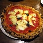 チロンボ・マリーナ - ピザ、マルゲリータ