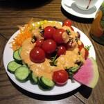 チロンボ・マリーナ - 野菜サラダ
