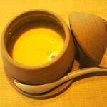 Sushidokorotouge - 茶碗蒸し