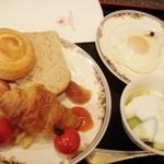コンチネンタルレストランFirenze - 朝食ビュッフェ