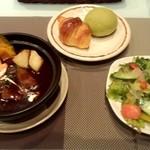 ちゃのま - ♥牛タン煮込みAセット♥