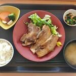 さくらごはん - 庄内豚チャーシュー ¥980