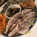ネオビストロ MURA -ハンドメイドキッチン- 中野店 - 前菜5種盛り 3人前