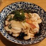 ざわさん - 白子ポン酢500円