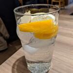 しょうが焼きBaKa - レモンサワー