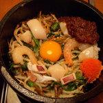 寿司 うまいもの処 伊勢家 - 料理写真:海鮮石焼ごはん