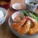 コバト - エビフライ定食