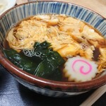 しみずや - 玉子とじ(540円)