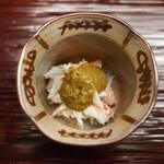 片折 - 石川松葉蟹