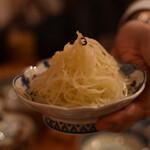 餃子坊 豚八戒 - ジャガイモ細切り