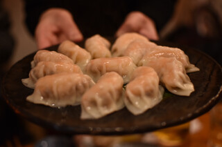 餃子坊 豚八戒 - 海老水餃子