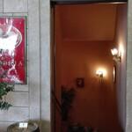 125109292 - ピッツェリア・サバティーニ青山 入口