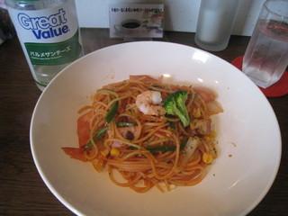 dining bar TK2 - ナポリタン(パスタランチ)