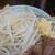 ラーメン二郎 - 料理写真:シャキシャキヤサイとニンニク♪