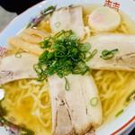 自家製麺中華そば 番家 - 醤油