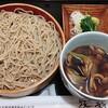 田舎うどん篠新 - 料理写真:軍鶏汁蕎麦¥1,150
