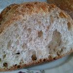 Shirokanepampandou - ハード系のパンの断面