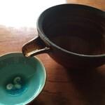 蕎麦切り大城 - ドリンク写真:八海山の普通酒  なかなかイケる。